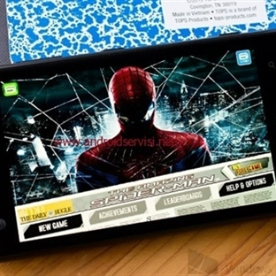 Amazing Spider Man 2 Android Oyunu Çıktı