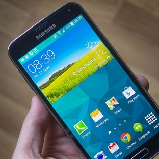Android 4.4.2 Samsung Galaxy S5'i Rootlamak