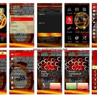 Android Galatasaray Teması