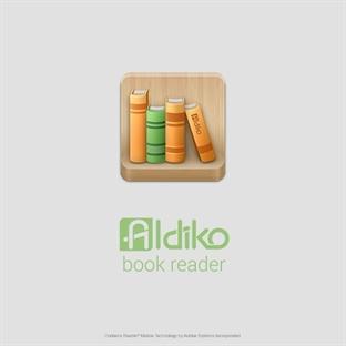 Android Uygulamalarım: Aldiko Book Reader Premium