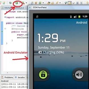 Android Uygulaması Geliştirme