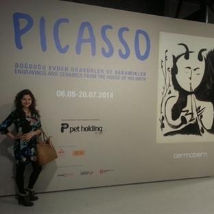 Ankara'da Bir İlk: Pablo Picasso Sergisi!