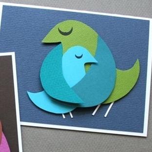 Anneler Günü için kart örnekleri