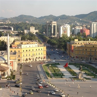 Arnavutluk'un başkenti: TİRAN