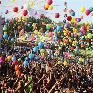 Avrupa'nın en büyük müzik festivali Sziget 2014
