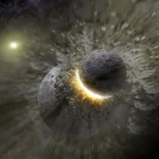 Ay Nasıl Oluştu: 5 Oluşum Teorisi
