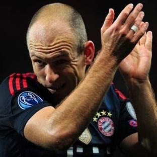 Bayern kupayı kaptı!