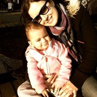 Bebekli gezmeler.. Mısır Çarşısı ve Gülhane Parkı