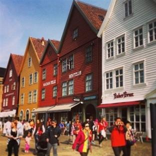 Bergen, renkleriyle büyüleyen şehir - 1