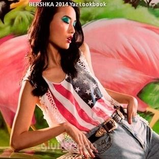BERSHKA Giyim 2014 Yaz Lookbook