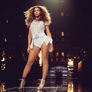 Beyonce'nin Sahne Kostümleri