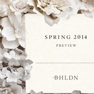 BHLDN 2014 Gelinlik Koleksiyonu Bir Harika