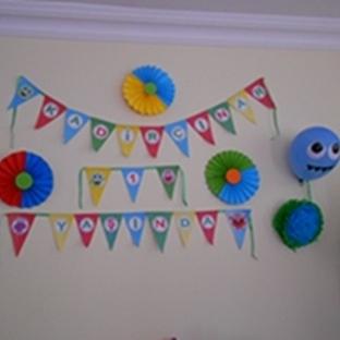 bilgisayarda doğum günü afişi hazırlama