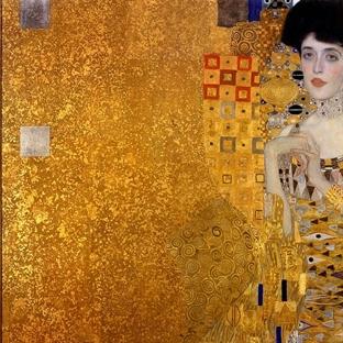 Bir Ressam Gustav Klimbt
