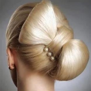 Birbirinden Farklı Fiyonk Saç Modelleri