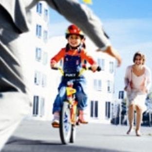 bisiklet sürmeyi öğretmek