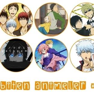 Biten Animeler #5