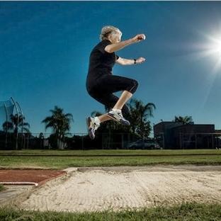 Biz hepimiz 95 yaşında atlet olabilir miyiz?