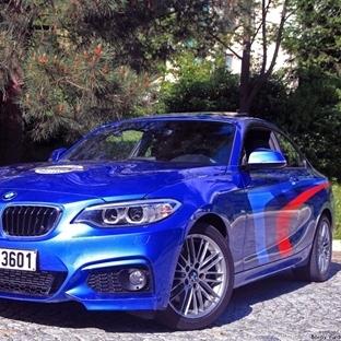 BMW 2 Serisi Coupe Detaylı Testi