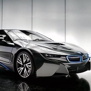 BMW i8 ve Ozellikeleri