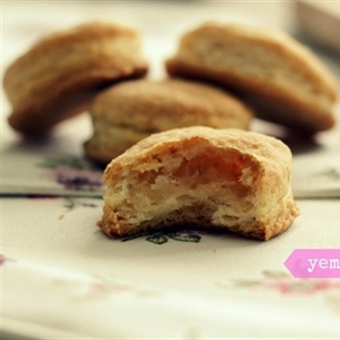 Buttermilk Biscuit - KFC Ekmeği