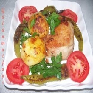 Çabuk hazırlanan kolay tavuk