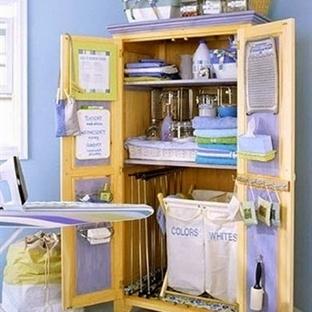 Çamaşır Odaları Nasıl Organize Edilir?