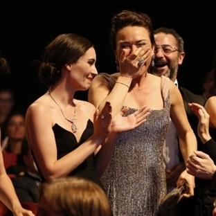 Cannes'da Türk Sanatçıları