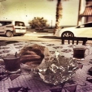 Çesme'de Alternatif Bir Kahvaltı Mekanı