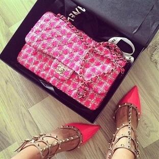 Chanel+Valentino'nun Aşkına