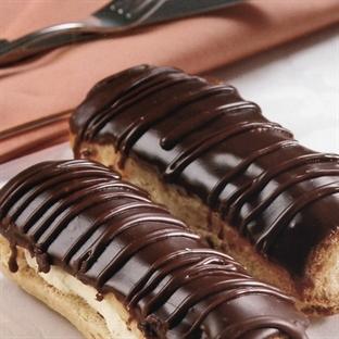 Çikolatalı Ekler Tarifimiz