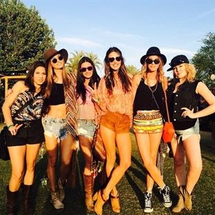 Coachella Festival Stili