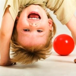 Çocuğunuz Aşırı Hareketli mi?