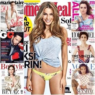 Dergi Kapakları: Mayıs 2014