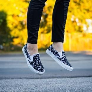 DIY : Dantel Sneakers Yapımı