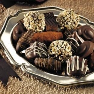Diyet Çikolata Tarifi