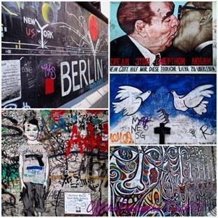 Duvarların bölemediği şehir...Berlin...