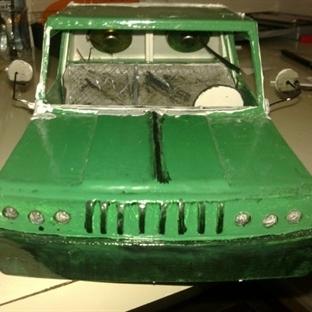 El Yapımı Araba