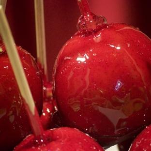 Elma Şekeriniz Evinizde Yapın!