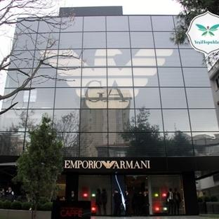 Emporio Armani Türkiye Mağazaları