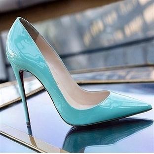 En Şık Sivri Burun Topuklu Ayakkabılar