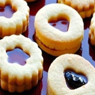 Enfes Reçelli kurabiye tarifi