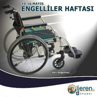 Engelliler Haftası başladı