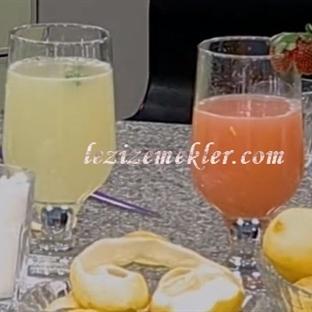 Evde limonata yapmanın püf noktaları
