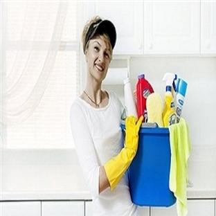 Evde temizlik yaparak kilo vermenin 8 yolu