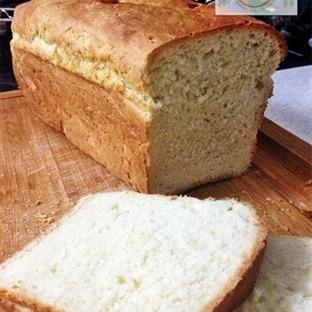Evde Yumuşacık Ekmek (Makinesiz)
