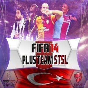 FIFA 14 Spor Toto Süper Lig Yaması – Plus Team