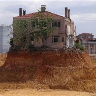 Fikirtepe'nin En İnatçı Evi - İstanbul 8 Tepeli Ol