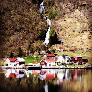 Fjordların büyüsü...