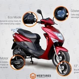 Fuub.net Scooter Motor Hediye Ediyor!